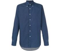 Hemd mit Paisley-Muster