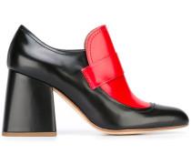 Loafer mit Design-Absatz