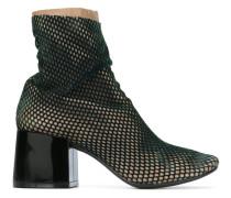 Stiefel mit Netzlage