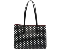 Shopper mit Polka Dots