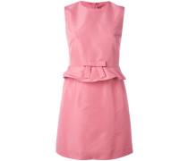 Kleid mit Schößchen - women - Polyester/Acetat