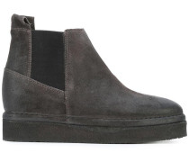 flat Chelsea boots