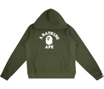 A BATHING APE® College Heavyweight Hoodie