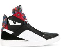 "High-Top-Sneakers mit ""Bag Bugs""-Design"