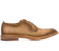 Ausgeblichene Derby-Schuhe