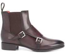 Stiefel mit zwei Schnallen