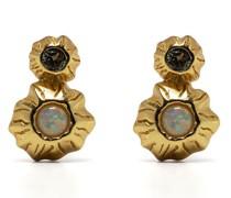 Grand Balani -plated earrings