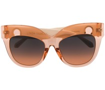 'Dunaway' Oversized-Sonnenbrille