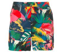 Tropical Dream print swim shorts