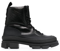 Hiking Mix ankle boots