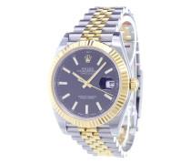 'Datejust 41' analog watch