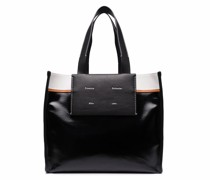 XL Morris Coated Canvas Tote