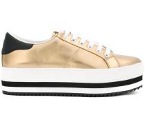 Grand Metallic Platform sneakers