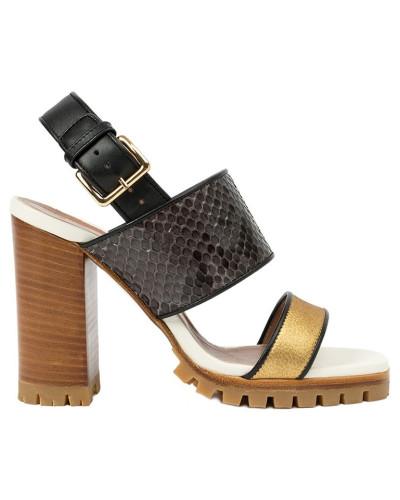 marni damen sandalen mit blockabsatz 52 reduziert. Black Bedroom Furniture Sets. Home Design Ideas