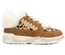 'Basket Fourre' Sneakers