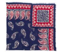 paisley print shawl