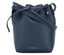 cross body bucket bag
