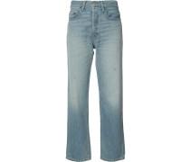 Boyfriend-Jeans im Five-Pocket-Design - women