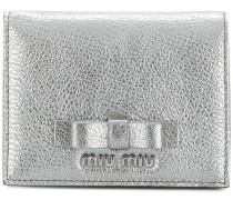 bow billfold wallet