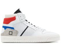 D.A.T.E. High-Top-Sneakers