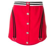 Varsity mini skirt