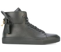 High-Top-Sneakers mit Schloss - men