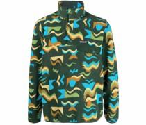 Synchillia Snap pullover fleece sweatshirt
