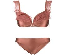 Corsair Shoulder Frill Bikini