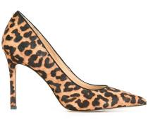 'Hazel' Pumps mit Leoparden-Print