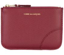 Luxury Group coin purse - unisex - Kamelleder