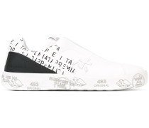 - Sneakers ohne Schnürung - men - Leder/rubber