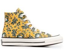 Chuck 70 high-top culture print sneakers