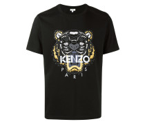 """T-Shirt mit """"Tiger""""-Stickerei"""