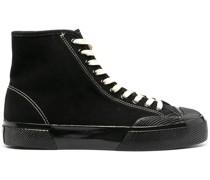 'W-23 Artifact' Moleskin-Sneakers