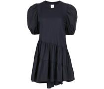 Gestuftes Kleid mit lockerem Schnitt