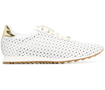 Perforierte Sneakers - women
