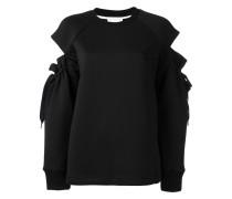 Sweatshirt mit Cut-Outs - women