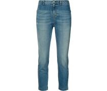 'Tel Aviv' Cropped-Jeans