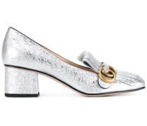 Loafer mit Fransenlasche - women - Leder - 40