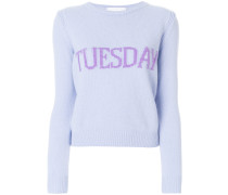 'Tuesday' Pullover
