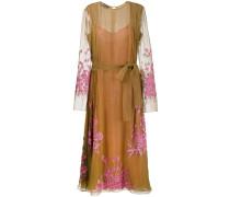 Kleid mit Verzierung - women - Seide/Polyester