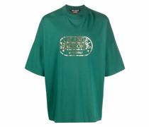 x Missoni T-Shirt mit Logo-Print