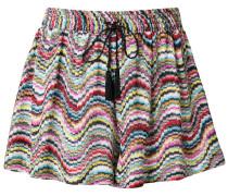 drawstring rainbow shorts