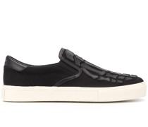 'Skeleton' Slip-On-Sneakers