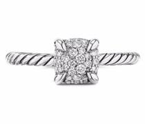Petite Châtelaine Ring mit Diamanten