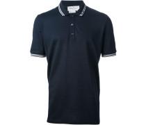 Poloshirt mit gestreiften Details - men