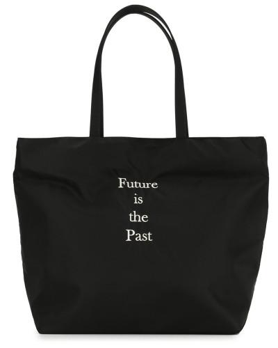 'Future Is The Past' Shopper
