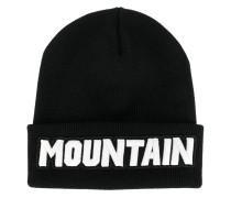 """Mütze mit """"Mountain""""-Patch"""