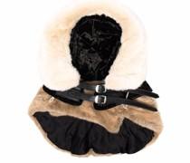 Kragen mit Faux Fur