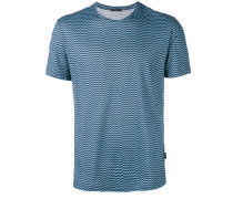 Kariertes T-Shirt - men - Baumwolle - S